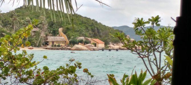 Vietnam – Jour 28 à 33: Ile de la Baleine