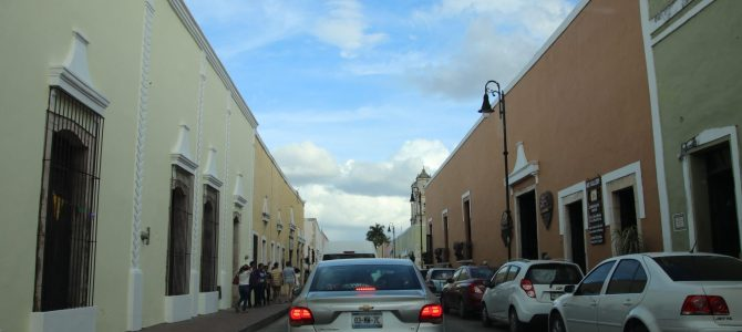 Mexique – Yucatan – Jour 1 – Valladolid