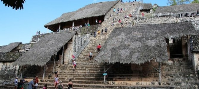 Mexique – Yucatan – Jour 3 – Ek'Balam
