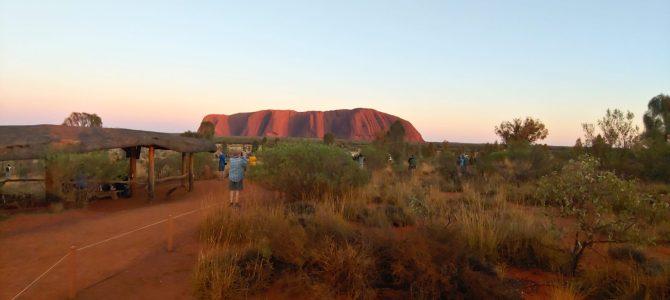 Australie – Territoires du Nord – L'outback