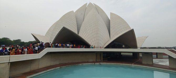 Inde – New Delhi – 5 jours dans la pollution