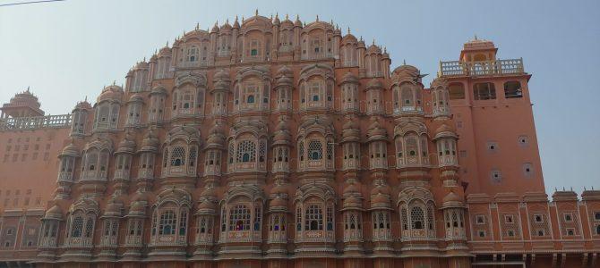 Inde – Jaipur – Quelques jours dans la ville rose