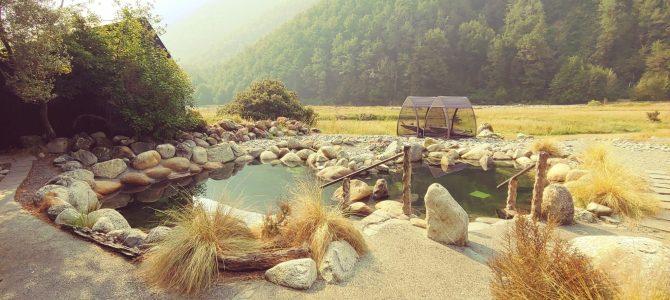 Nouvelle Zélande – île du Sud – Maruia Hot Springs