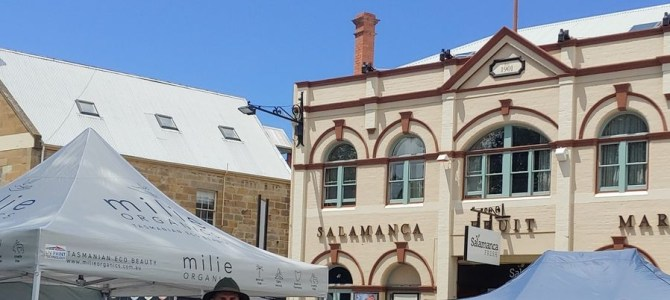 Australie – Tasmanie – Hobart