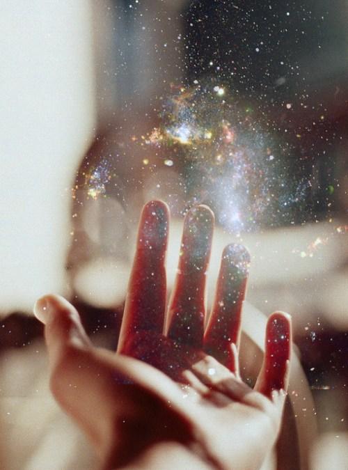 Le pouvoir guérisseur de tes mains
