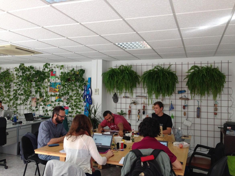 Portrait Digital Nomad #1 : l'espace de coworking Hub FuerteVentura