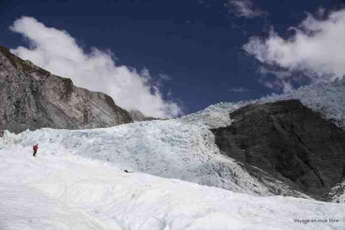Digital Nomad Freelance - Glacier - Voyage En Roue Libre