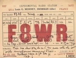F8WR Louis G. Monnet