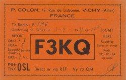 F3KQ Pierre Colon