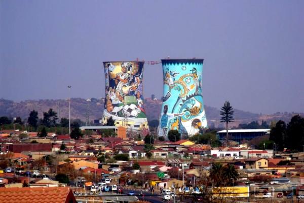 Soweto le plus grand township dAfrique du Sud
