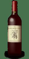 une bouteille de vin