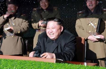 Corée-du-nord-Kim Jong-un