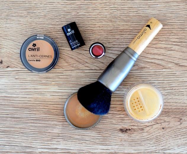 Pourquoi utiliser du maquillage biologique