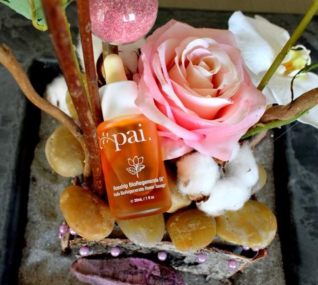 Huile Bioregenerate Pai Skincare au rosier sauvage