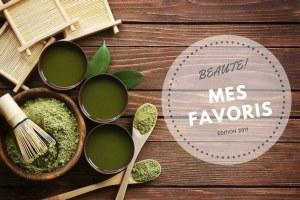 Mes produits favoris beauté naturels et biologiques 2017