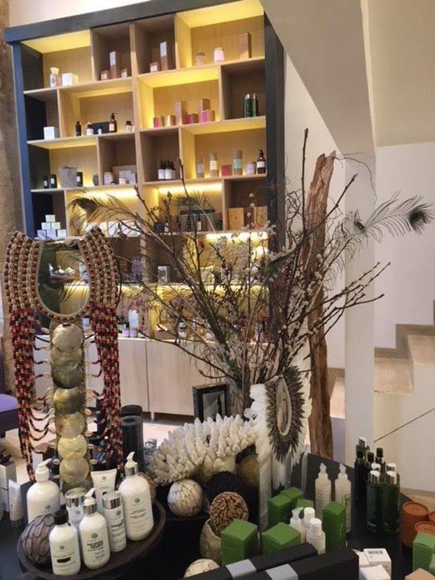 Boutique Awesome Paris 9 : cosmétiques bio de niche et de luxe