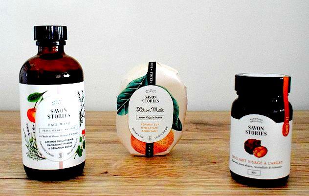Savon Stories : marque de cosmétiques bio, naturels, authentiques et minimalistes