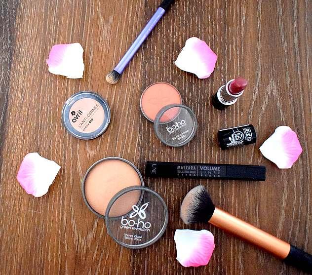 tag favoris naturels maquillage bio - Tag Mes favoris 100% naturels