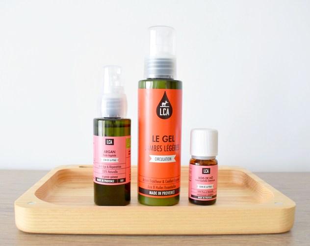 DIY Bain d'huile d'argan et huile essentielle de Bois de Hô antipelliculaire anti-chute