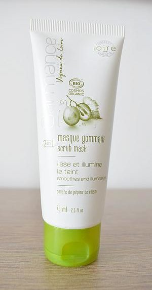 box belle au naturel mai gommage sarmance 2 e1525965680480 - Box beauté Belle au Naturel Mai 2018