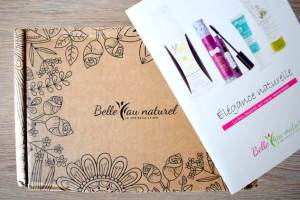 Box beauté bio Belle au Naturel Mai 2018