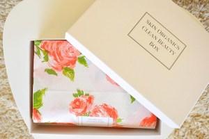 Skin Organics Clean Beauty Box : la beauté bio made in UK