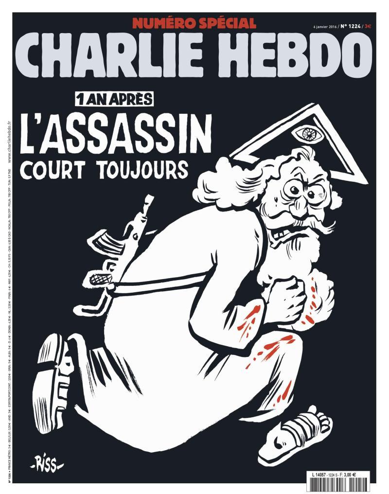 Meilleures Unes De Charlie Hebdo : meilleures, charlie, hebdo, Charlie, Hebdo:, Couvertures, Controversées, Journal, Satirique