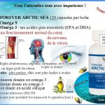 Forever Living Artic Sea Oméga 3 – 120 Capsules