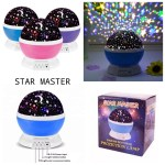 Star Master Lampe de projection rotative Master