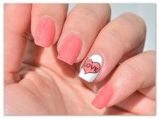 Stamping Master Corail & Blanc Picture Polish Summer (4)