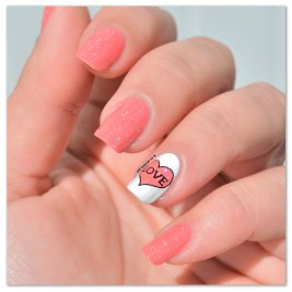 Stamping Master Corail & Blanc Picture Polish Summer (5)