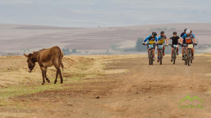 e-bike stage race