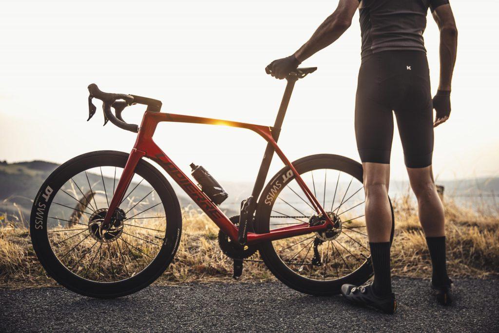 Vélo Lapierre vélo de course Lapierre vélo soleil