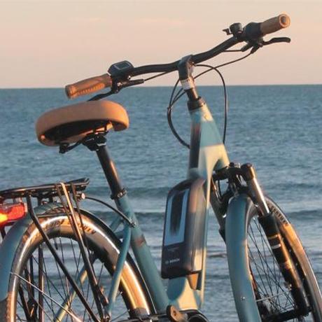Vélo granville vélo électrique vélo urbain ville