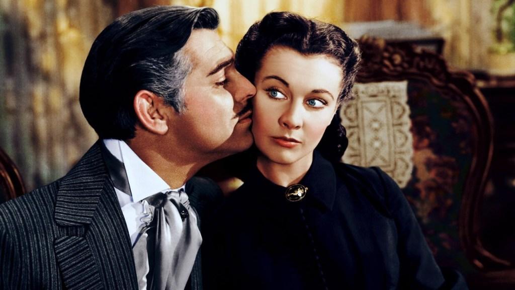 Scarlett O'Hara Rhett Butler Autant en emporte le vent Ian Fleming