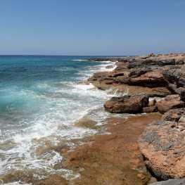 Côte au Far de Ses Salines