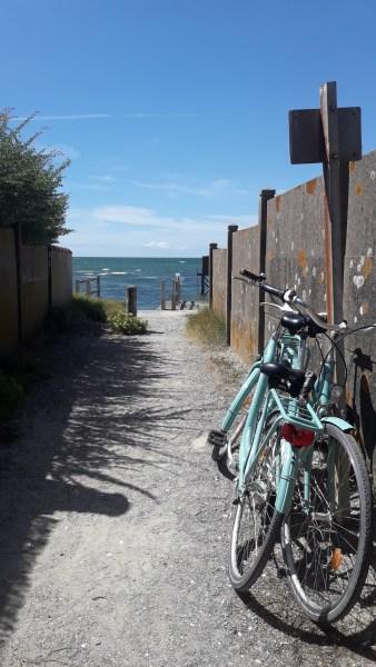 chemin mer vélos