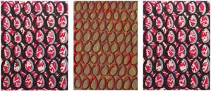 Moules- rouges - Gilles Marie Dupuy