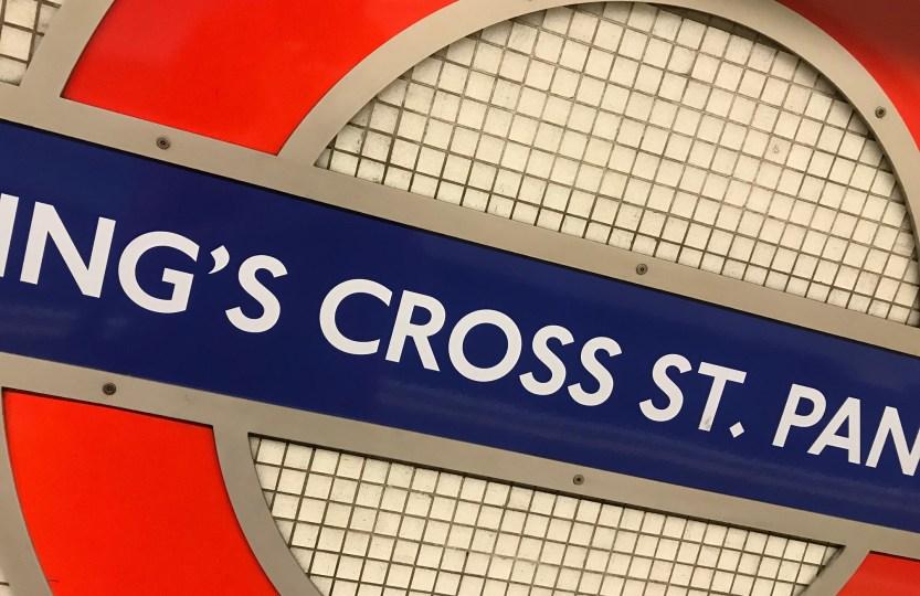 Kings Cross St Pancras Londres-Les Papotis de Thalie