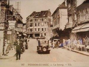 La Chaulière-1930-Perros Guirec-Les Papotis de Thalie