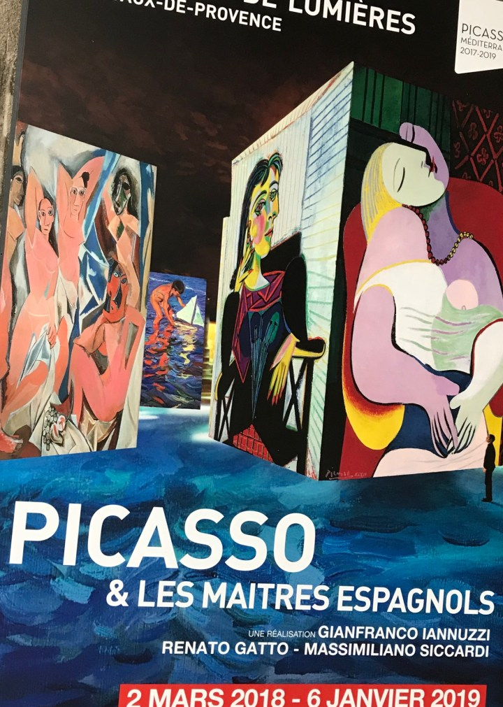 PDT-2018-Les Carrieres de Lumieres-Baux de Provence-Les Papotis de Thalie