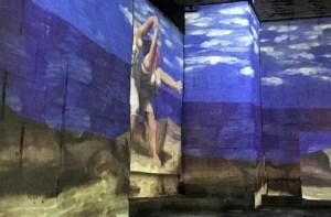 PDT-2018-Les Baux de Provence-Les Carrières de Lumières-Picasso et les maîtres espagnols-Les Papotis de Thalie