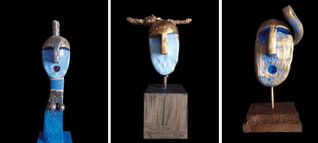 PDT-2018-SEB-Artiste plasticien-Statuette-Les Papotis de Thalies