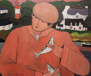 PDT-2018-Patrice Cudennec-Artiste breton-Les Papotis de Thalie