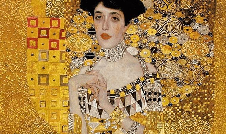 PDT-2018-Gustav Klimt-Atelier des Lumieres-Adèle Bloch-Bauer-Les Papotis de Thalie
