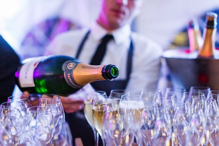 Champagnes Taittinger