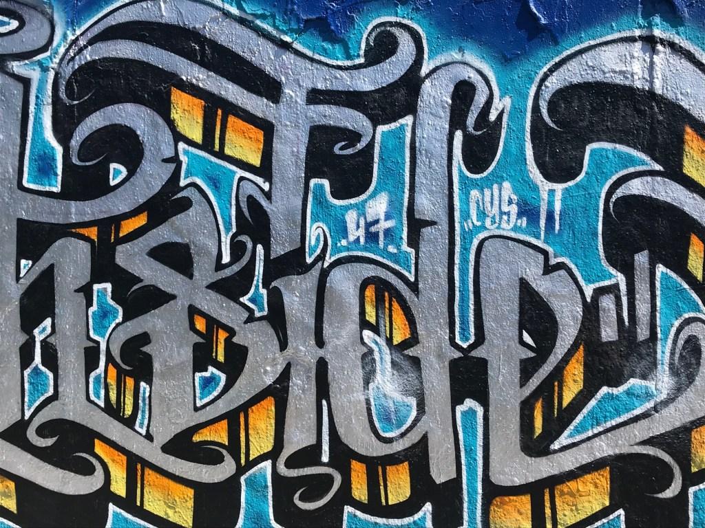 Berlin Mauerpark Street Art