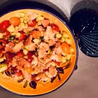 Panzanella : une salade italienne !