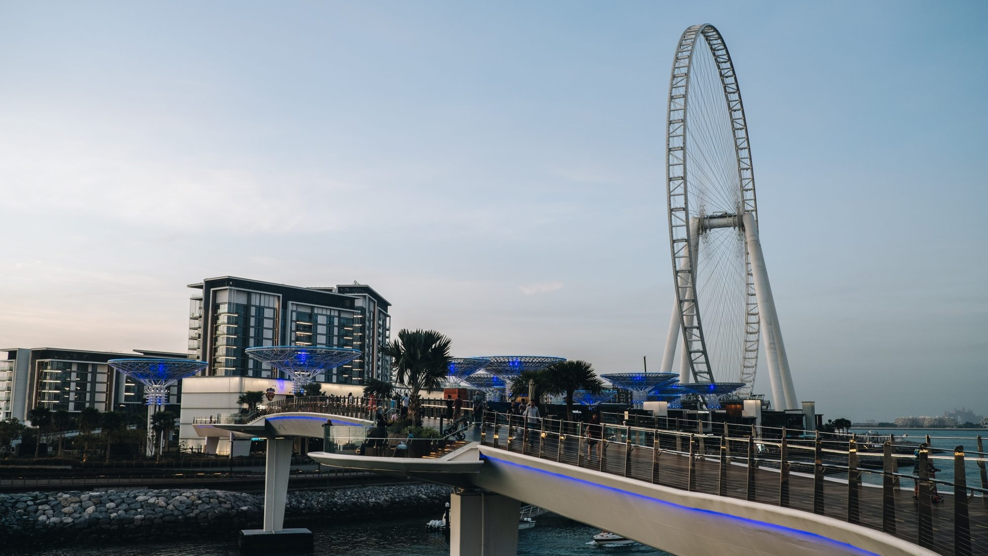 Bluewaters Island - Dubaï