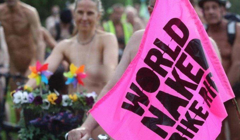 World Naked Bike Ride